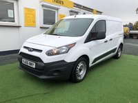 2016 FORD TRANSIT CONNECT 1.5 L2 210 Long Wheelbase 1.5 TDCi 100 PS *We can locate more* £8495.00