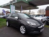 2015 VAUXHALL CORSA 1.2 STING 3d 69 BHP NEW SHAPE 3 SERVICE STAMPS £5295.00