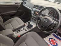 USED 2015 65 VOLKSWAGEN GOLF 1.6 MATCH TDI BLUEMOTION TECHNOLOGY 5d 109 BHP **** Finance Available****