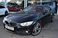 USED 2013 63 BMW 4 SERIES 2.0 420D SPORT 2d 181 BHP FINANCE TODAY WITH NO DEPOSIT