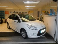 2010 CITROEN C3 1.4 VTR PLUS 5d 72 BHP SOLD