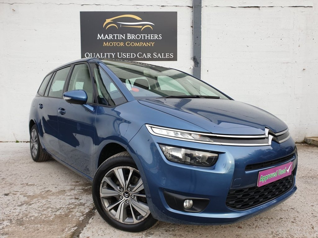 USED 2015 65 CITROEN C4 GRAND PICASSO 1.6 BLUEHDI SELECTION 5d 118 BHP