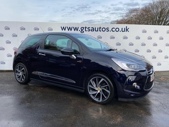 2015 DS DS 3 1.6 BLUE HDI 1955 60TH LIMITED EDITION 100BHP £8690.00