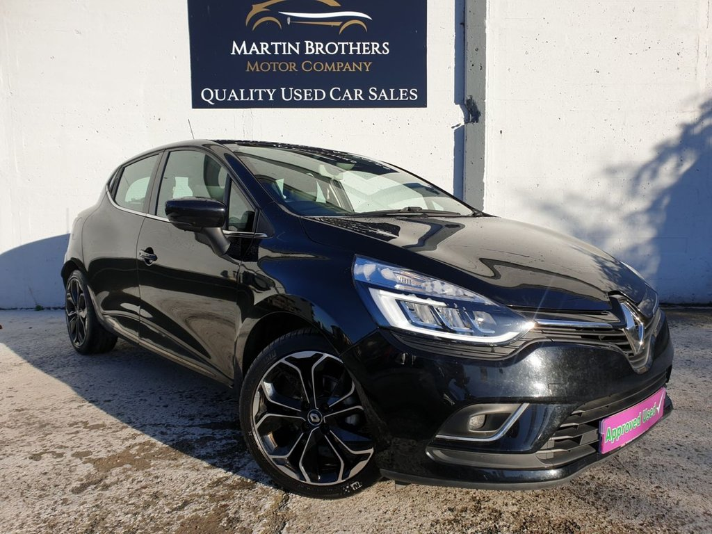 USED 2017 66 RENAULT CLIO 1.5 DYNAMIQUE S NAV DCI 5d 89 BHP