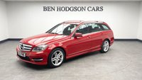 2012 MERCEDES-BENZ C CLASS 2.1 C250 CDI BLUEEFFICIENCY AMG SPORT 5d 202 BHP £10995.00