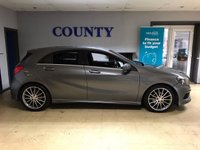 USED 2015 15 MERCEDES-BENZ A CLASS 1.5 A180 CDI BLUEEFFICIENCY AMG SPORT 5d 109 BHP * ONE OWNER * FULL HISTORY *