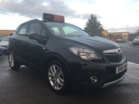 USED 2016 T VAUXHALL MOKKA 1.6 TECH LINE CDTI S/S 5d 134 BHP Great Condition, Sat Nav, Front and Rear Parking sensors