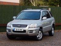 2005 KIA SPORTAGE 2.0 XS CRDI 5d 111 BHP £2470.00