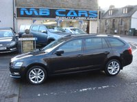 USED 2017 67 SKODA OCTAVIA 2.0 SE L TDI 5d 148 BHP TURBO DIESEL,FOUR WHEEL DRIVE,ONLY 9700 MILES FROM NEW