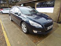 USED 2013 13 PEUGEOT 508 1.6 E-HDI SW ACTIVE NAVIGATION VERSION 5d AUTO 115 BHP * £30 ROAD TAX * SAT-NAV * PANORAMIC ROOF * £0 DEPOSIT FINANCE *
