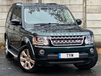 2014 LAND ROVER DISCOVERY 3.0 SDV6 XS 5d 255 BHP £22995.00