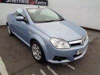 USED 2007 56 VAUXHALL TIGRA 1.4 16V TWINPORT 2d 90 BHP Part ex to clear no warranty eight service stamps mot april 2020 2 keys very good condition test drive and inspection advised on all cheap part exchanges