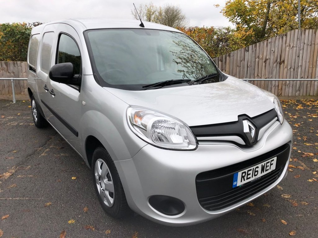 USED 2016 16 RENAULT KANGOO MAXI 1.56DCI LL21 BUSINESS PLUS (90 BHP)