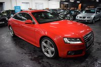 USED 2010 10 AUDI A5 2.7 SPORTBACK TDI S LINE 5d 187 BHP STUNNING CONDITION THROUGHOUT - ONE PREVIOUS KEEPER - S LINE - AUTO - SERVICE HISTORY - LEATHER - HEATED SEATS - S LINE ALLOYS