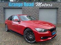 2015 BMW 3 SERIES 2.0 320D EFFICIENTDYNAMICS BUSINESS 4d 161 BHP £10250.00