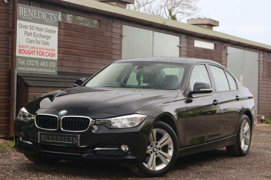 USED 2012 12 BMW 3 SERIES 2.0 320D SPORT 4d 184 BHP