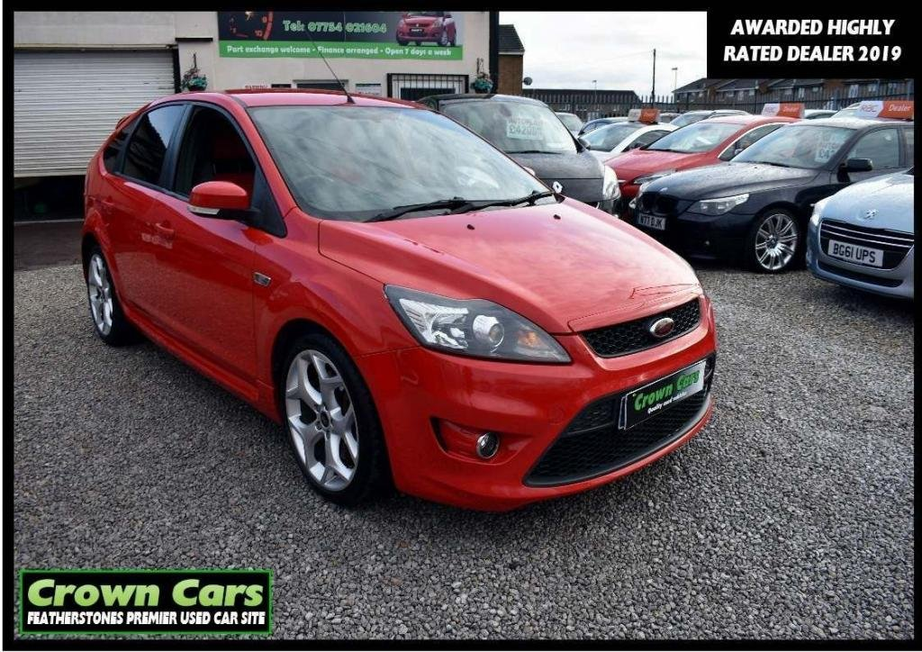 USED 2008 P FORD FOCUS 2.5 SIV ST 5dr SUPERB WITH DREAMSCIENCE MODS