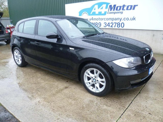 2008 58 BMW 1 SERIES 1.6 116i SE 5dr