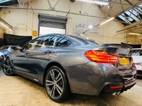 USED 2016 66 BMW 4 SERIES 2.0 420d M Sport Gran Coupe xDrive (s/s) 5dr PERFORMANCEKIT+4WD+HTDLTHR+19S