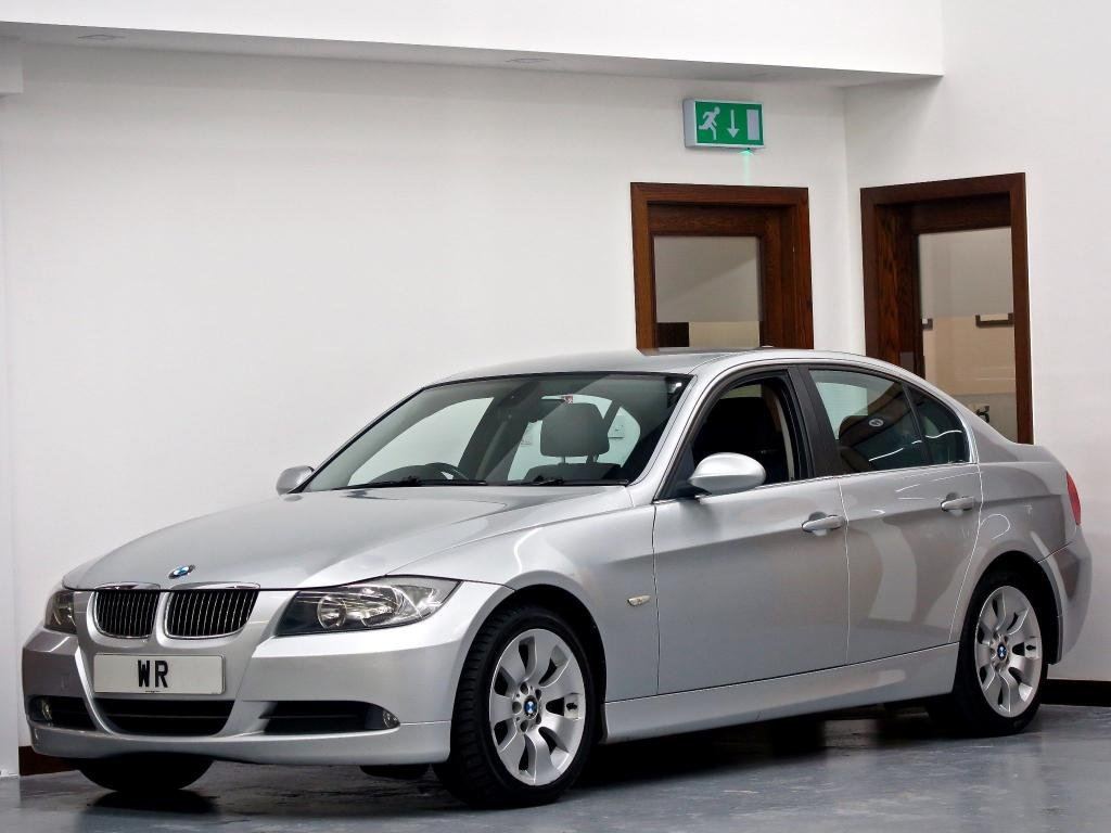 USED 2007 57 BMW 3 SERIES 3.0 325d SE 4dr HEATED LEATHER+ CRUISE CONTROL
