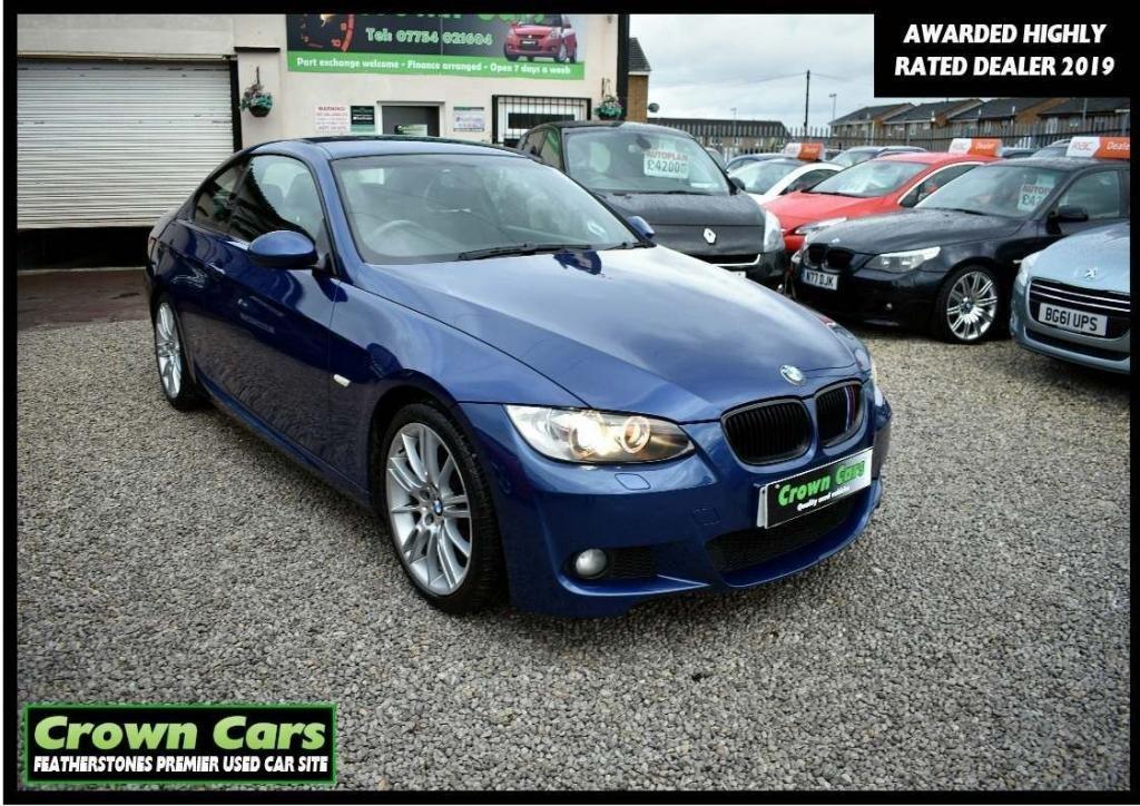 USED 2009 58 BMW 3 SERIES 2.0 320i M Sport 2dr 3 MONTH WARRANTY & PDI CHECKS