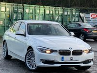 2013 BMW 3 SERIES 2.0 320d Luxury (s/s) 4dr £9495.00