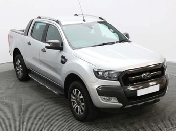 2018 FORD RANGER 3.2 TDCi Wildtrak Double Cab Pickup Auto 4WD 4dr £21990.00