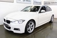 USED 2017 67 BMW 3 SERIES 2.0 318d M Sport Auto (s/s) 4dr 1 PRIVATE OWNER FROM NEW!