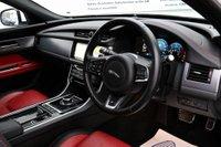USED 2016 16 JAGUAR XF 2.0d R-Sport Auto AWD (s/s) 4dr ** BIG SATNAV*2 TONE LEATHER**