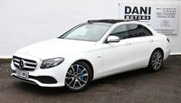 USED 2017 67 MERCEDES-BENZ E CLASS 2.0 E350e 6.4kWh SE (Premium Plus) G-Tronic+ (s/s) 4dr 1 OWNER*PAN ROOF*BIG SATNAV