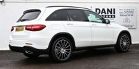 USED 2016 66 MERCEDES-BENZ GLC-CLASS 2.1 GLC250d AMG Line (Premium Plus) G-Tronic 4MATIC (s/s) 5dr 1 OWNER*PAN ROOF*REV CAMERA