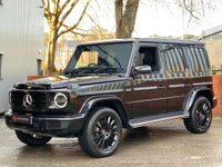 USED 2019 69 MERCEDES-BENZ G-CLASS 3.0 G350d AMG Line (Premium) G-Tronic+ 4WD (s/s) 5dr PREMIUM-NIGHT PACK-DRIVER AST