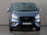 USED 2018 68 FORD TRANSIT CUSTOM 2.0 TDCi 300 L1H1 Limited FWD 5dr Luxury Cost-effective Euro-6