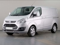 USED 2017 67 FORD TRANSIT CUSTOM 2.0 TDCi 270 L1H1 Limited FWD 5dr Economical and Luxurious Euro6