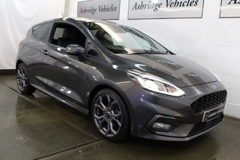 2018 FORD FIESTA 1.0T EcoBoost ST-Line X Auto (s/s) 3dr £13995.00