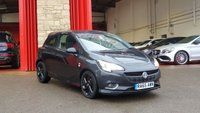 USED 2015 VAUXHALL CORSA 1.4 Limited Edition 3dr