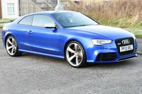 USED 2013 13 AUDI RS5 RS5 4.2 FSI S Tronic quattro 3dr