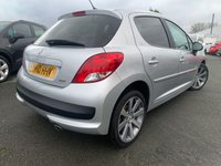 USED 2010 10 PEUGEOT 207 1.6 ALLURE 5d 120 BHP Heated Front Seats