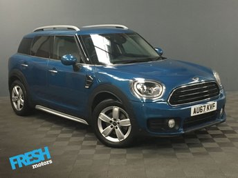 2018 MINI COUNTRYMAN 2.0 COOPER D AUTO  £18500.00