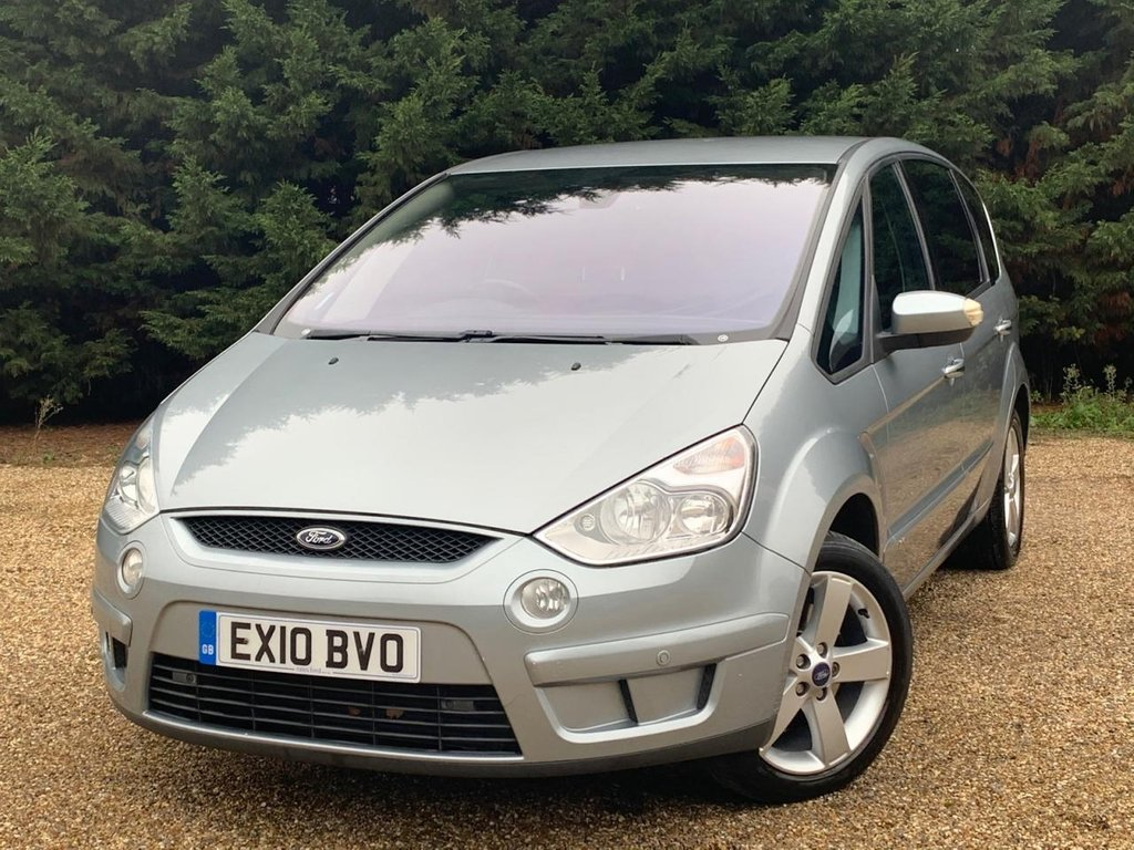 """USED 2010 10 FORD S-MAX 2.0 TITANIUM TDCI 5d 143 BHP """"Finance A Great 7 Seater Diesel"""""""
