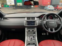 USED 2012 12 LAND ROVER RANGE ROVER EVOQUE 2.2 SD4 Dynamic Lux AWD 5dr SurroundView/Meridian/SatNav