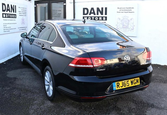 VOLKSWAGEN PASSAT at Dani Motors