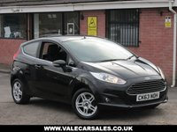 2013 FORD FIESTA 1.2 ZETEC (BLUETOOTH) 3dr £5290.00
