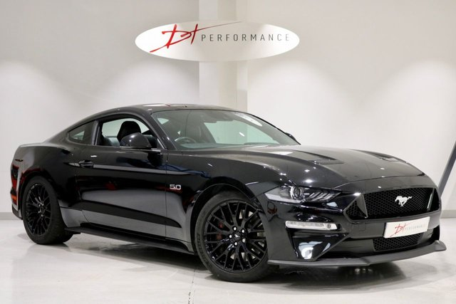2018 18 FORD MUSTANG 5.0 GT 2d 444 BHP MANUAL GREAT SPECIFICATION