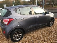 USED 2015 15 HYUNDAI I10 1.2 PREMIUM 5d 86 BHP ONE OWNER PLUS DEMO: