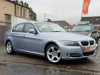 2011 BMW 3 SERIES 2.0 320D EXCLUSIVE EDITION 4d 181 BHP £5595.00
