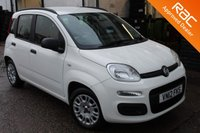 USED 2012 12 FIAT PANDA 1.2 EASY 5d 69 BHP VIEW AND RESERVE ONLINE OR CALL 01527-853940 FOR MORE INFO.