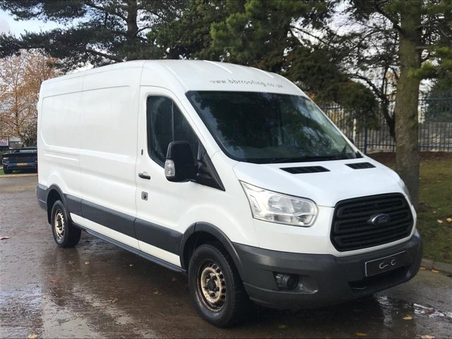 View our FORD TRANSIT CUSTOM H1 L2