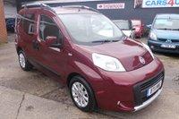2011 FIAT QUBO 1.2 MULTIJET TREKKING 5d 95 BHP £2990.00