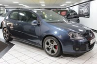 USED 2008 08 VOLKSWAGEN GOLF 2.0 TFSI GTI 200 BHP FULL HEATED LEATHER & 9 STAMPS